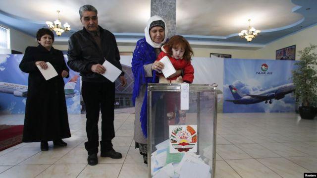 В Москве создано политдвижение таджикских гастарбайтеров
