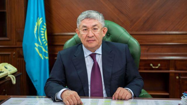 Кушербаев назначен Госсекретарем Казахстана