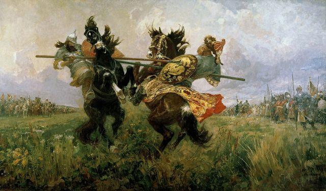 Cекрет Куликовской битвы: кто такие Пересвет и Ослябя на самом деле
