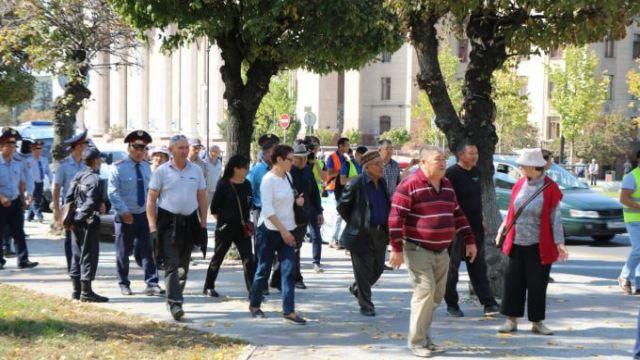 Министр МВД уточнил цифры задержанных на несанкционированных митингах 21 сентября