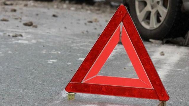 ДТП с автобусом на трассе Алматы - Усть-Каменогорск: 2 пострадавших