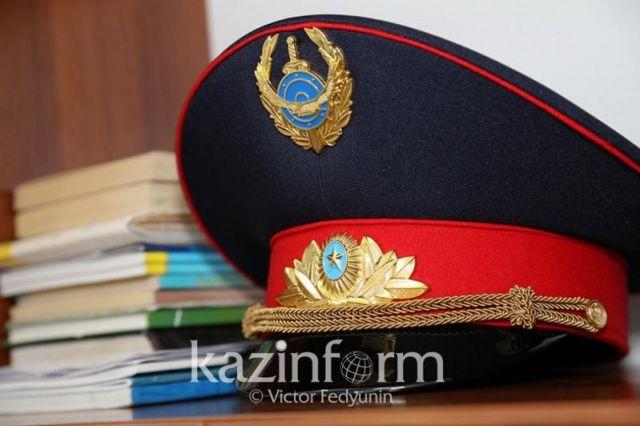 Полиция Туркестанской области изъяла 5 кг конопли