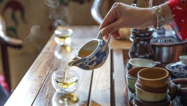 Зеленый чай способен спасти от суперинфекций
