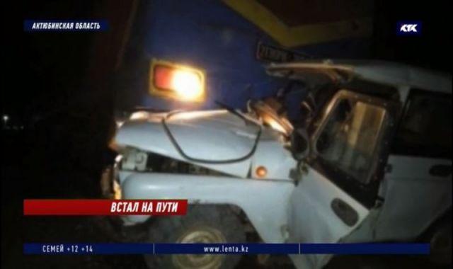 82-летний водитель погиб при столкновении машины с поездом