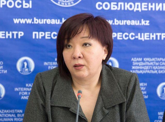 В Казахстане совершается 1 200 изнасилований в год