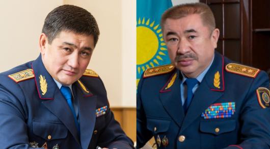 Кудебаев не имеет отношения к аресту врачей - глава МВД