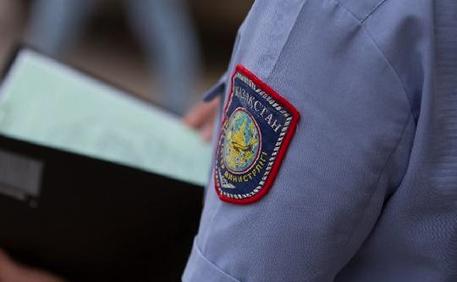 Сержанта полиции в Актобе оштрафовали на 1,5 миллиона тенге