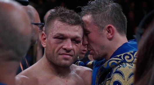 Деревянченко хочет провести реванш с Головкиным
