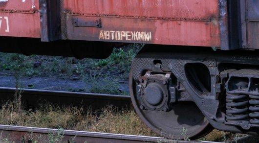 3 вагона сошли с рельсов в Алматинской области