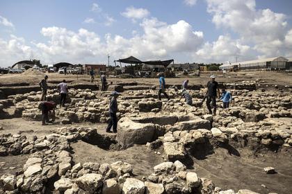 В Израиле нашли древний затерянный мегаполис