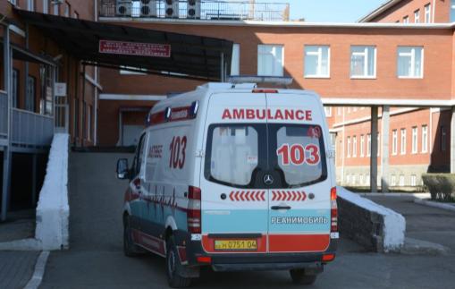 После аварии автобуса со школьниками в больницу Актобе попали 20 детей