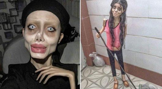 """Арестована """"иранская Анджелина Джоли"""""""