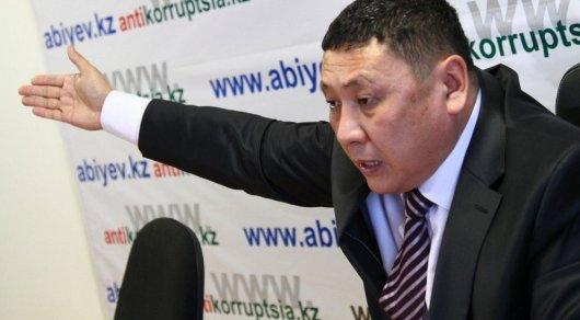 """""""Борец с коррупцией"""" Токберген Абиев получил тюремный срок"""