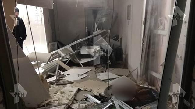 Человек погиб при взрыве банкомата в Череповце