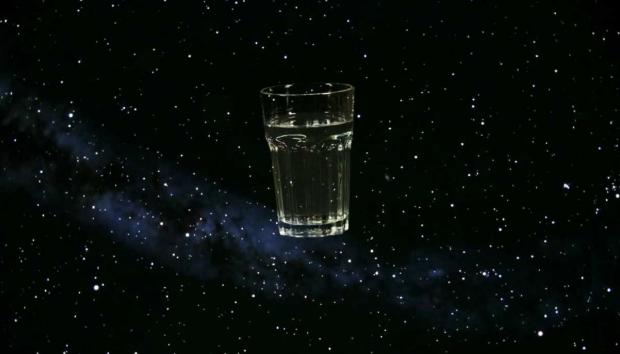 Из-за солнечного ветра в космосе может образовываться вода