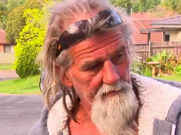 Дедуля мог погибнуть страшной смертью, но его спас Гуччи