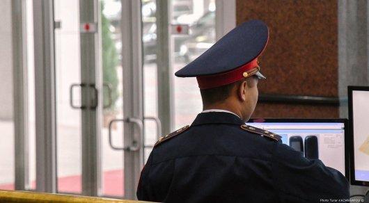 Полиция проверит драку дорожных рабочих в Алматинской области
