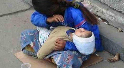 Уполномоченный по правам ребенка: не подавайте милостыню детям-попрошайкам