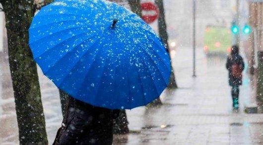 Прогноз погоды на выходные в Казахстане