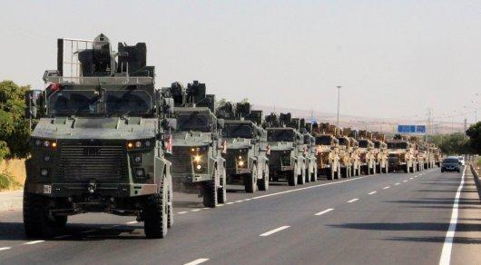 Турция отчиталась об убитых курдах