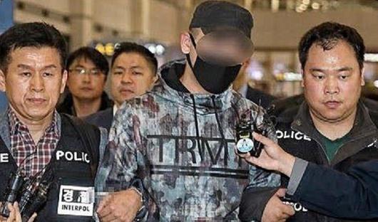 Казахстанец, сбивший ребенка, сдался властям Южной Кореи