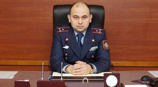 Дело полицейских начальников в Акмолинской области: полковник арестован