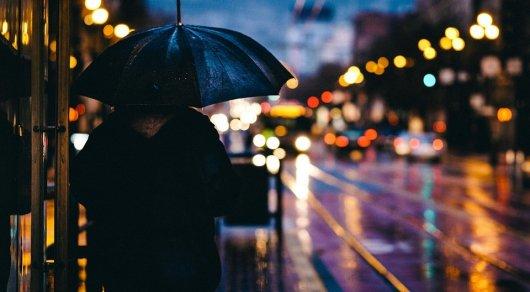 Дожди и ветра ожидают казахстанцев