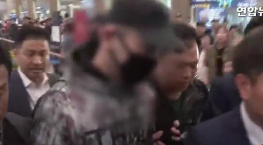 На казахстанца, сбившего мальчика в Корее, завели уголовное дело