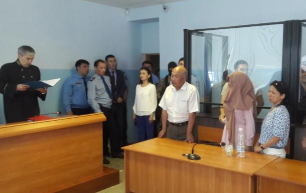 За незаконное обвинение отец с дочерью взыскали 1,2 млн тенге от государства