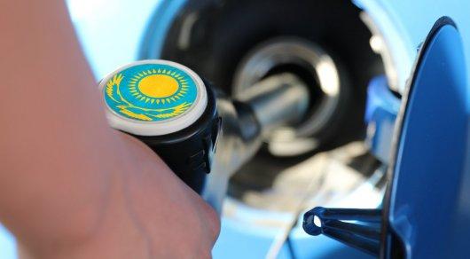 Цены на бензин в РК в будущем сравняются с российскими