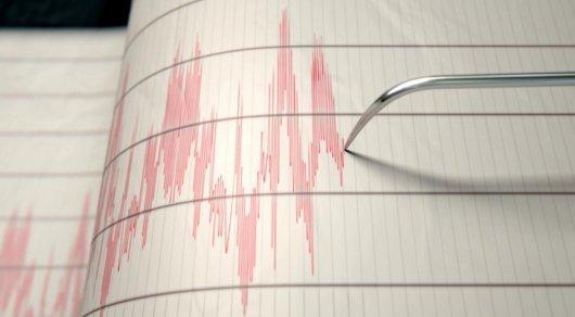 Землетрясение в Алматинской области