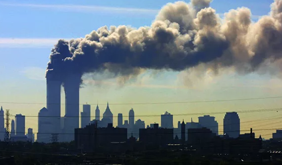 """Мужчина во Франции хотел повторить """"11 сентября"""""""