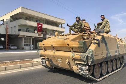 Турция и США на словах договорились создать зону безопасности на границе Сирии