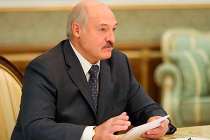 Лукашенко рассказал о спасении союза России и Белоруссии