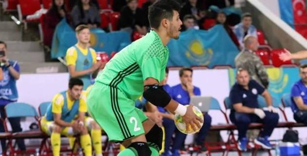 Сборная Казахстана по футзалу одержала вторую крупную победу в отборе на ЧМ-2020