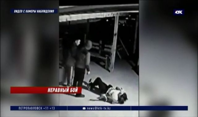 Бывшие сотрудники ДГД избили хозяйку кафе