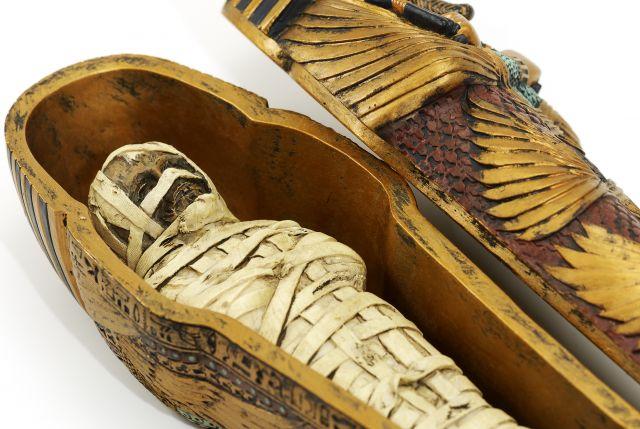 В Актобе привезут египетские мумии