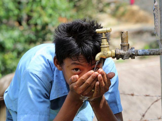 Для спасения пресной воды в Кокжиде нужна помощь экологических активистов