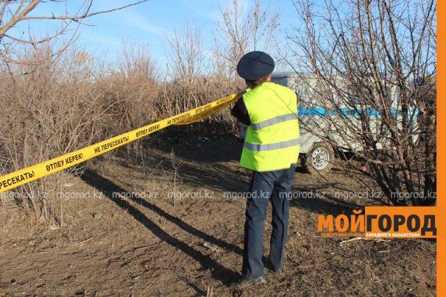 Разложившийся труп женщины найден в ЗКО