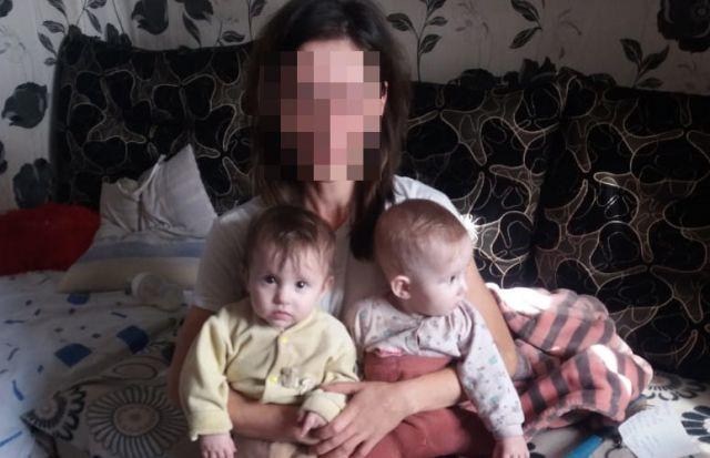 Мать шестерых детей просит помощи