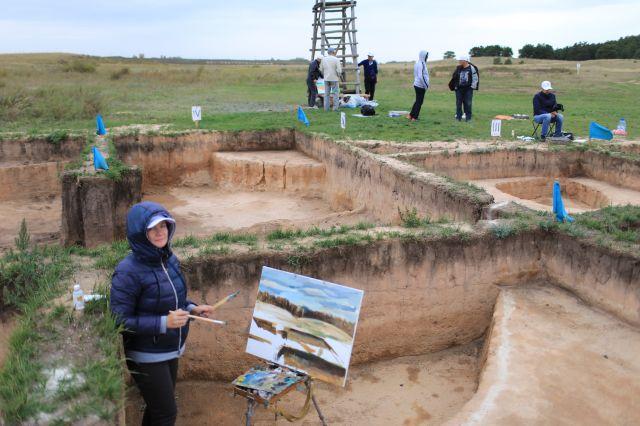 Ботай - древний край, где предки казахов одомашнили лошадь