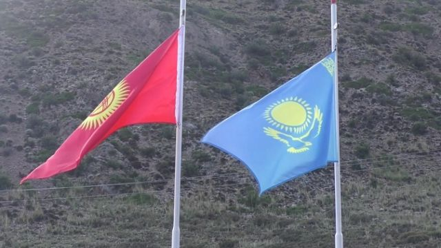 Военные Кыргызстана потеряли три ракеты в Казахстане