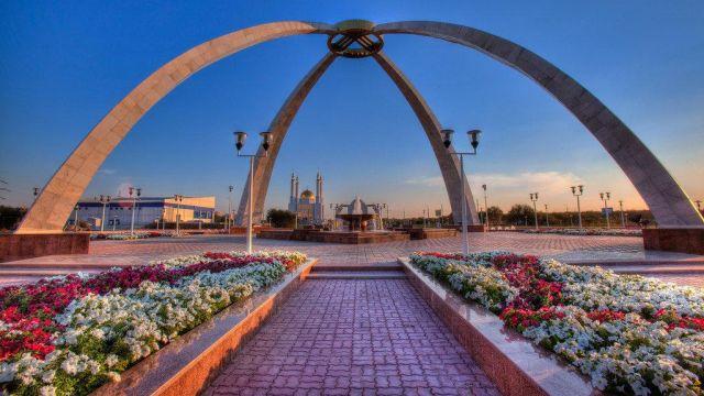 Дарига Назарбаева прибыла в Актюбинскую область