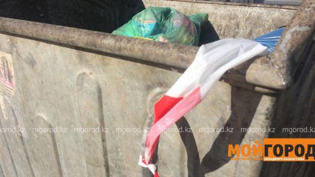 Полиция задержала женщину, выбросившую младенца в мусорный контейнер