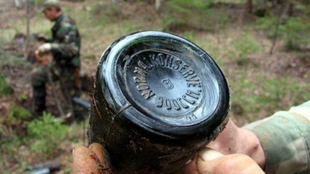 В Бразилии обнаружили бутылку с посланием от советских моряков