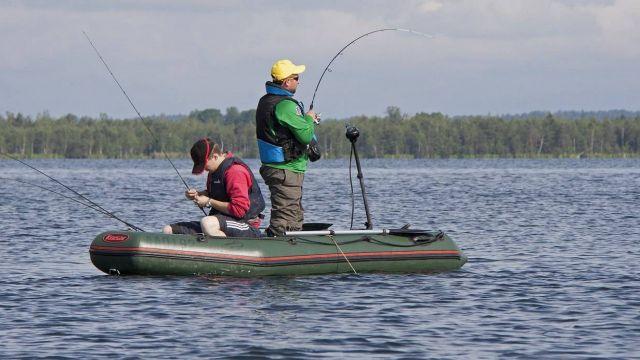 Три рыбака утонули в ВКО