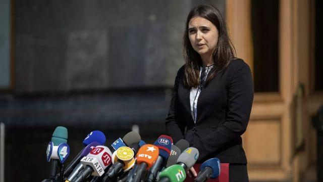 Пресс-секретарь Зеленского оказалась в центре скандала