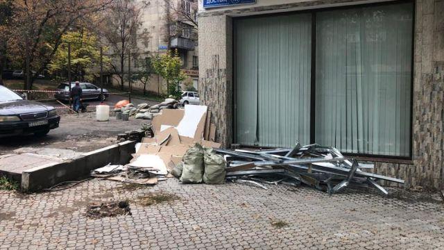 Бизнесмена наказали за стихийную свалку в Алматы