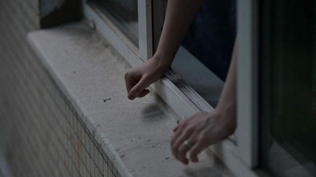 Девушка выпрыгнула с седьмого этажа в Усть-Каменогорске