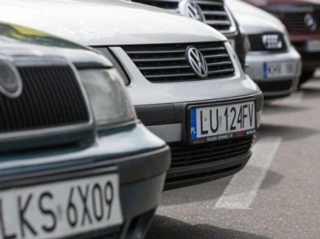 В Шымкенте начали штрафовать авто с иностранными номерами